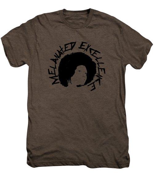 Melanated Excellence I Men's Premium T-Shirt