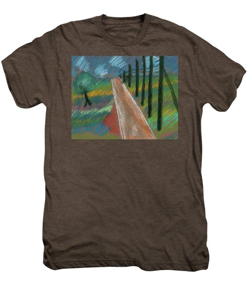 Middle Of Nowhere Men's Premium T-Shirt