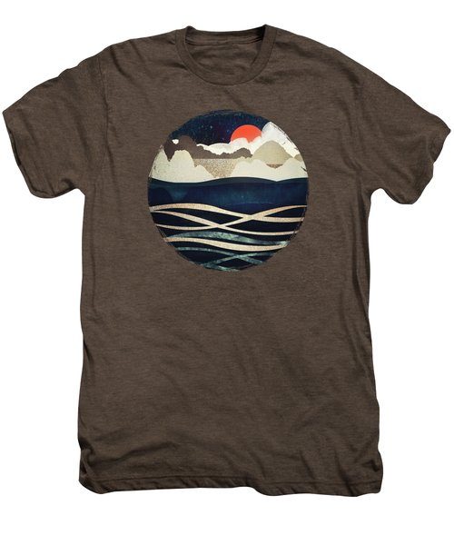 Midnight Beach Men's Premium T-Shirt