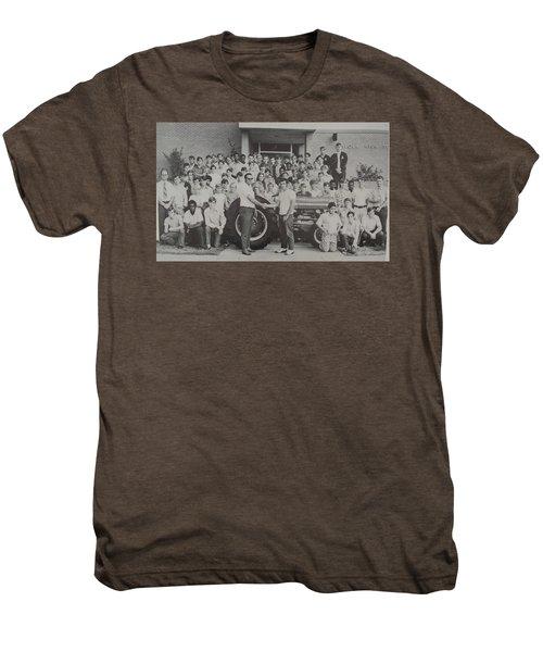 Mineola 0287 Men's Premium T-Shirt