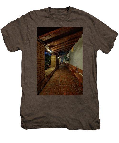 Mission San Luis Obispo Men's Premium T-Shirt