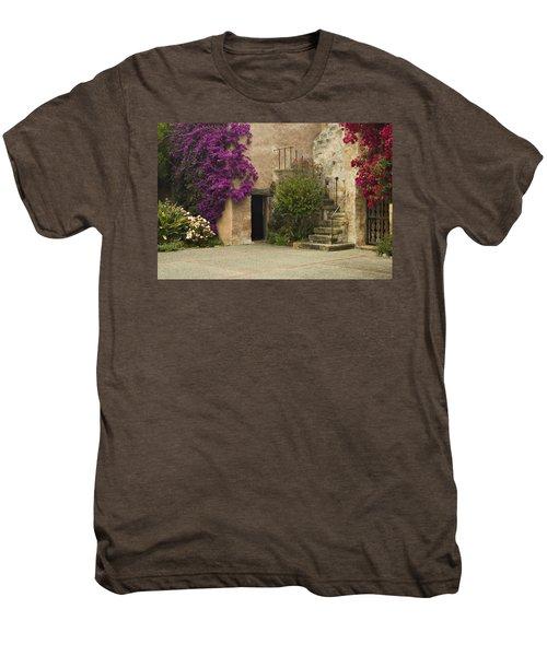 Mission Stairs Men's Premium T-Shirt