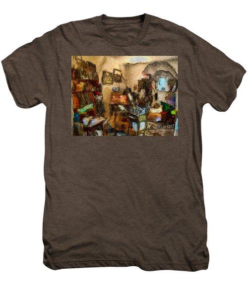 Modern Art Studio Men's Premium T-Shirt
