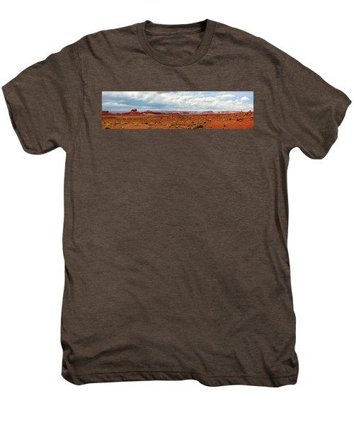 Monument Valley, Utah Men's Premium T-Shirt