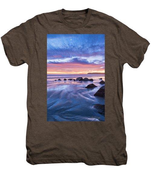 Moon Above Men's Premium T-Shirt