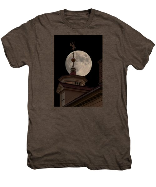 Moon Over Mount Vernon Men's Premium T-Shirt