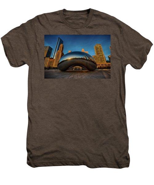 Morning Bean Men's Premium T-Shirt