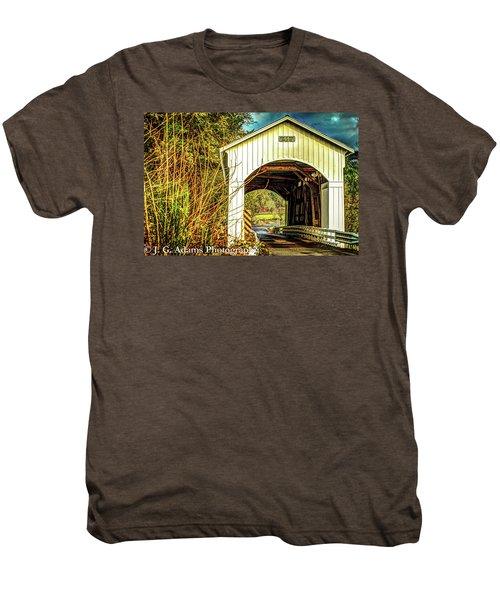 Mosby Creek Bridge Men's Premium T-Shirt