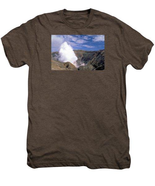 Mount Aso Men's Premium T-Shirt