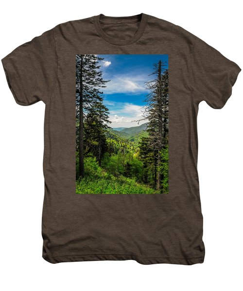 Mountain Pines Men's Premium T-Shirt
