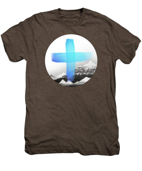 Mountains Men's Premium T-Shirt