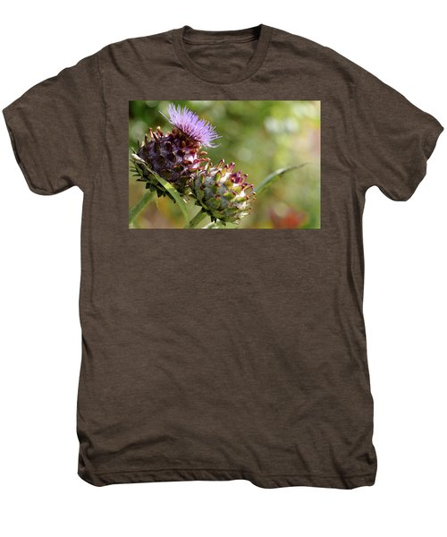 Mr And Mrs Thistle  Men's Premium T-Shirt