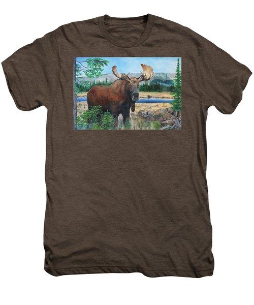 Mr. Majestic Men's Premium T-Shirt
