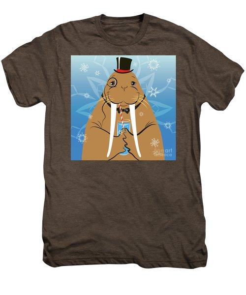 Mr. Walrus Men's Premium T-Shirt