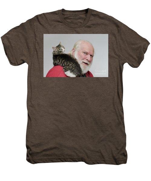 Ms Alexia And David Men's Premium T-Shirt