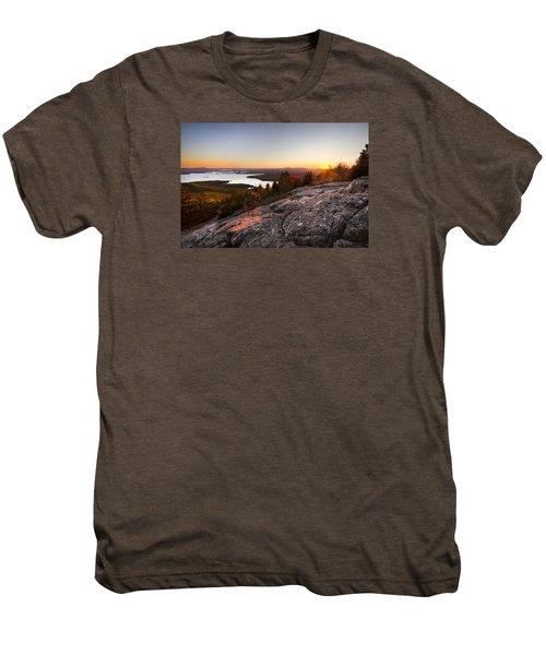 Mt. Major Summit Men's Premium T-Shirt