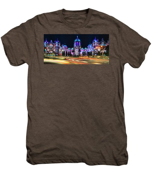 Mumbai Moment Men's Premium T-Shirt