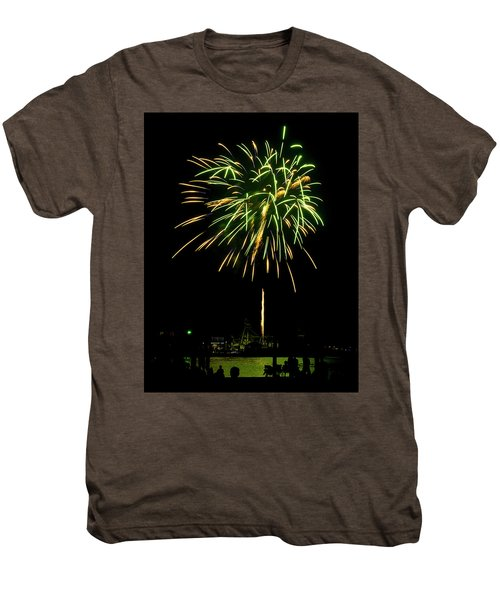 Murrells Inlet Fireworks Men's Premium T-Shirt
