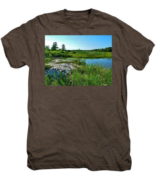 Muskoka Ontario 4 Men's Premium T-Shirt
