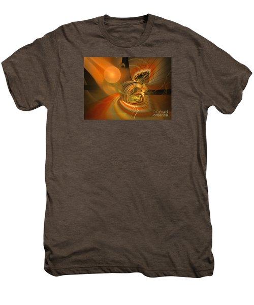 Mutual Respect - Abstract Art Men's Premium T-Shirt