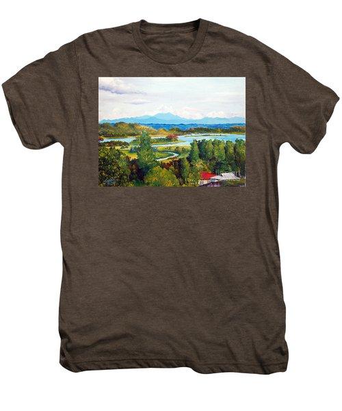 My Homeland Men's Premium T-Shirt