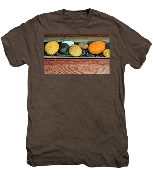 Natural Boundaries Men's Premium T-Shirt by Karon Melillo DeVega
