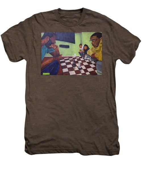 A Game Of Chess Men's Premium T-Shirt