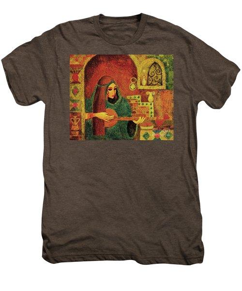 Night Music 3 Men's Premium T-Shirt