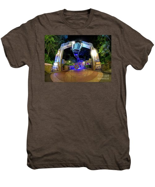 Night Ride On The Rock And Roll Coaster Men's Premium T-Shirt