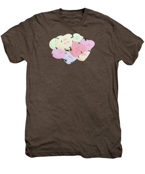 No Love Here Men's Premium T-Shirt