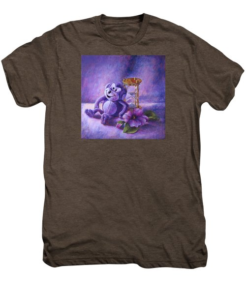 No Time To Monkey Around Men's Premium T-Shirt