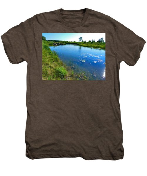 Northern Ontario 3 Men's Premium T-Shirt