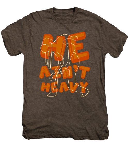 Not Heavy Men's Premium T-Shirt