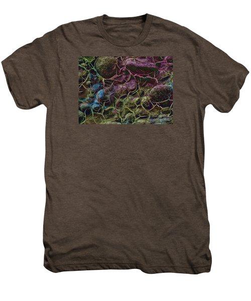 Nowhere And Anyware Men's Premium T-Shirt by Nareeta Martin