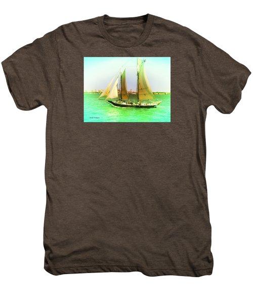 Nyc Sailing Men's Premium T-Shirt