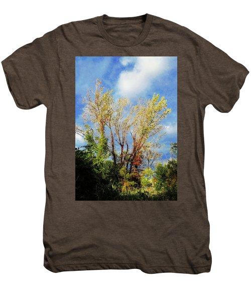 October Sunny Afternoon Men's Premium T-Shirt