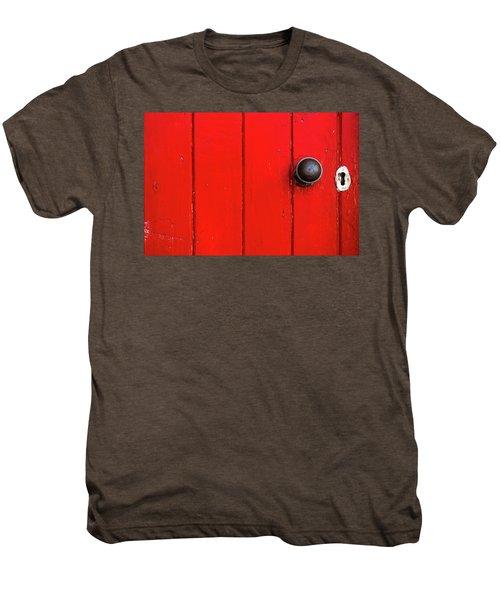 Old Red Door  Men's Premium T-Shirt