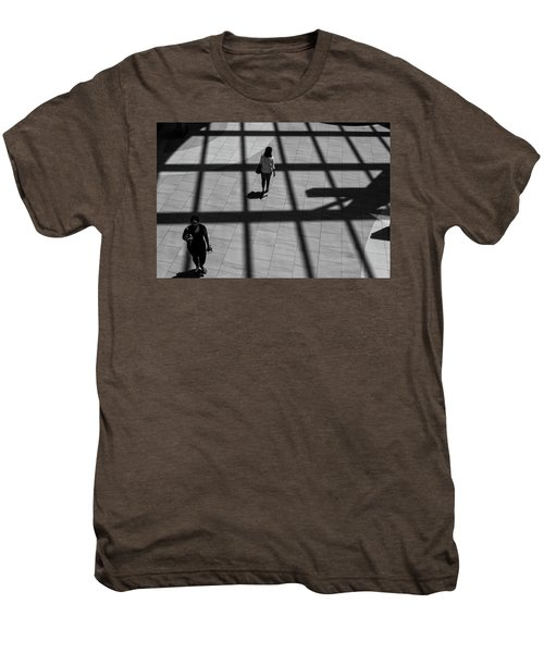 On The Grid Men's Premium T-Shirt
