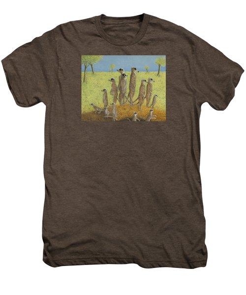 On The Lookout Men's Premium T-Shirt