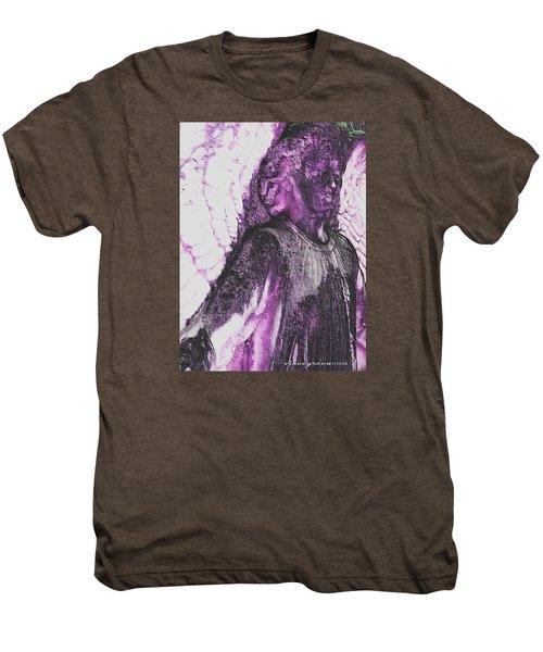 On Wings Of Light Men's Premium T-Shirt
