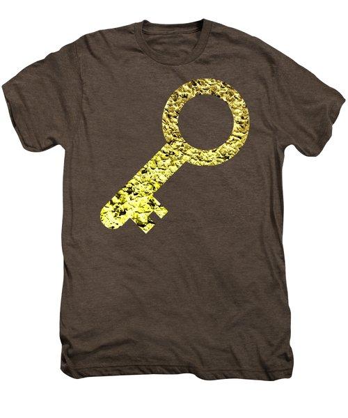 One Key One Heart 2 Men's Premium T-Shirt