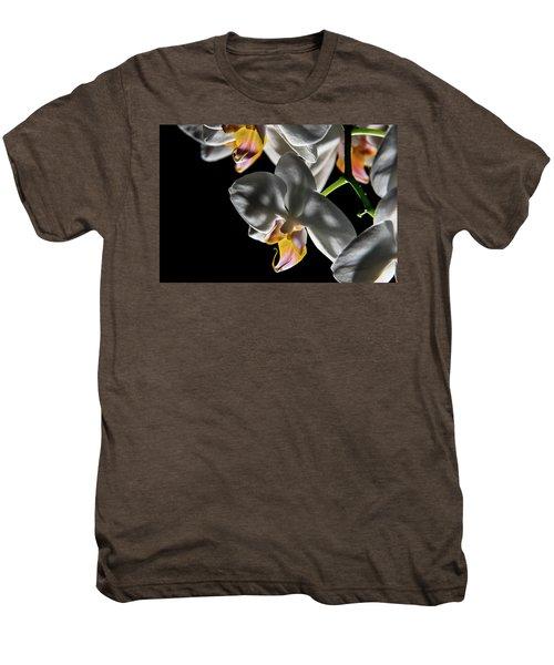 Orchid On Fire Men's Premium T-Shirt