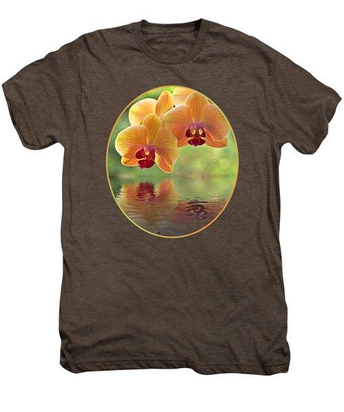 Oriental Spa - Square Men's Premium T-Shirt