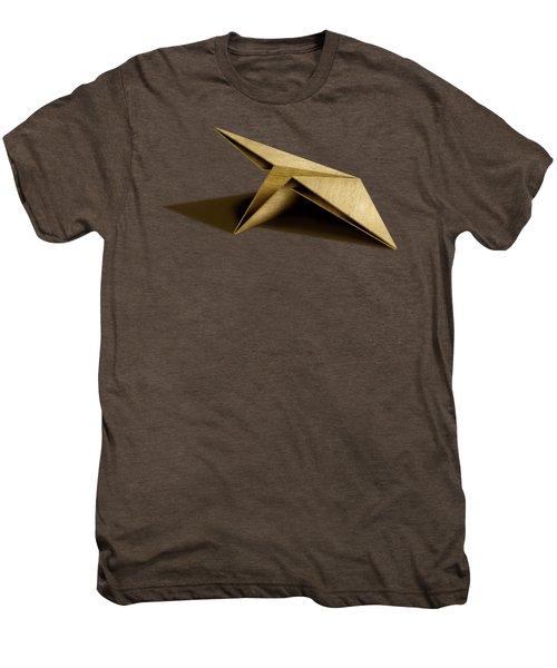 Paper Airplanes Of Wood 7 Men's Premium T-Shirt