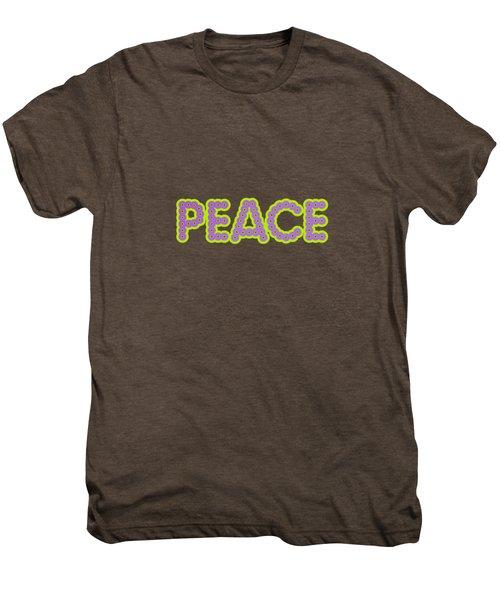 Peace Men's Premium T-Shirt