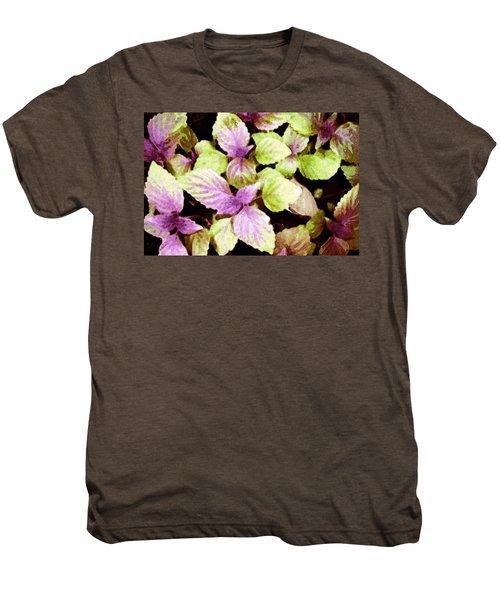 Perilla Beauty Men's Premium T-Shirt by Winsome Gunning