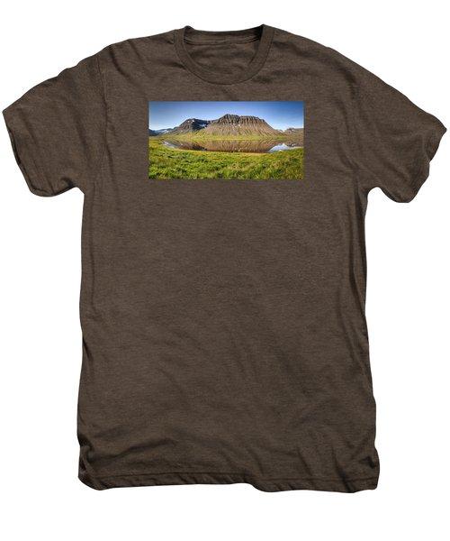 Picnic - Panorama Men's Premium T-Shirt