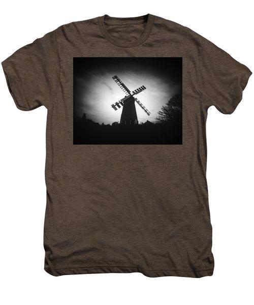 Polegate Windmill Men's Premium T-Shirt