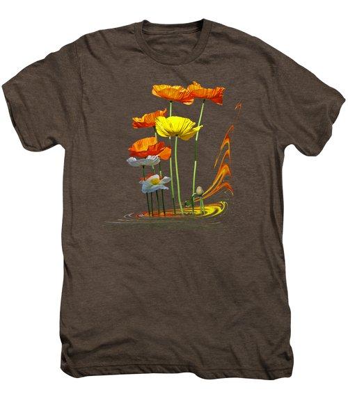 Poppy Pirouette Men's Premium T-Shirt