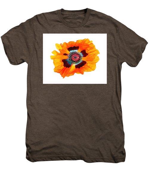 Poppy Pleasing Men's Premium T-Shirt